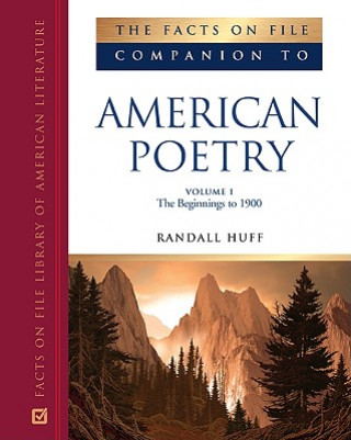 Facts on File Companion to American Poetry