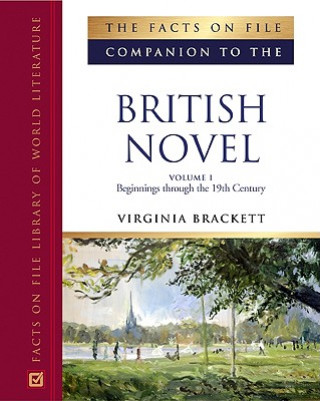 Facts on File Companion to the British Novel
