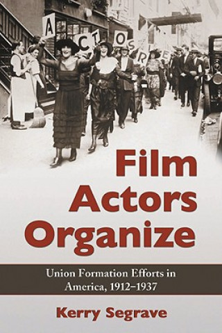 Film Actors Organize