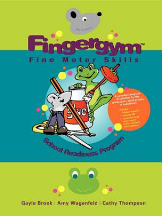 Fingergym Fine Motor Skills School Readiness Program