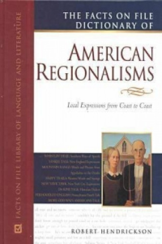 Facts on File Dictionary of American Regionalisms