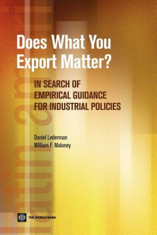 Does What You Export Matter?