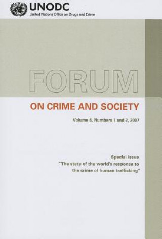 Forum on Crime and Society, Special Issue