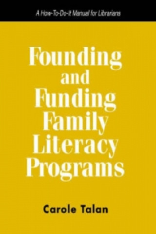 Founding and Funding Family Literacy Programs