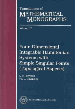 Four-dimensional Integrable Hamiltonian Systems with Critical Points