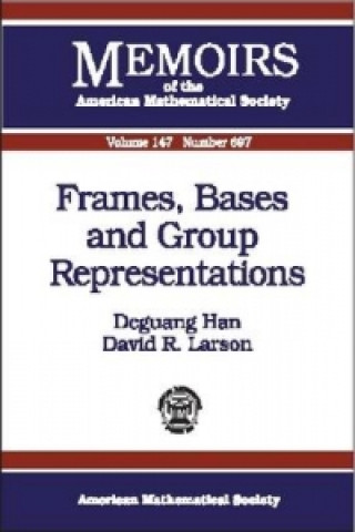 Frames, Bases and Group Representations
