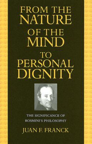 From the Nature of the Mind to Personal Dignity