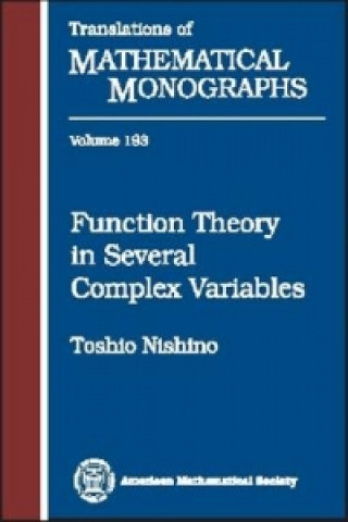 Function Theory in Several Complex Variables