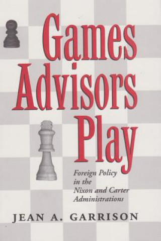 Games Advisors Play