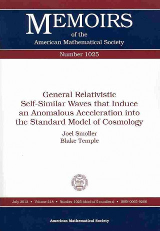 General Relativistic Self-Similar Waves That Induce an Anomalous Acceleration into the Standard Model of Cosmology