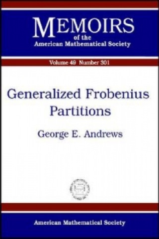Generalized Frobenius Partitions