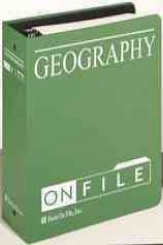 Geography on File 1998 Edition