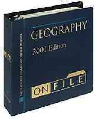 Geography on File, 2001 Edition