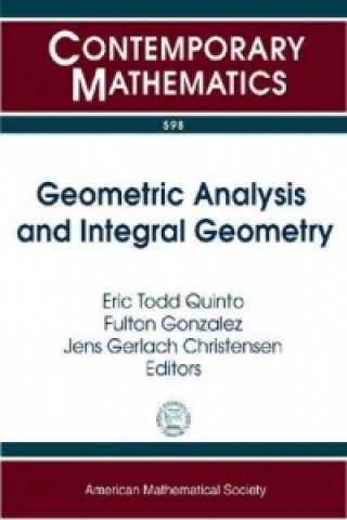 Geometric Analysis and Integral Geometry
