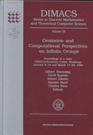 Geometric and Computational Perspectives on Infinite Groups