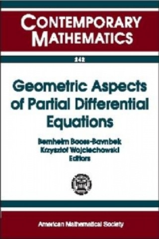 Geometric Aspects of Partial Differential Equations