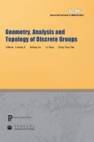 Geometry, Analysis and Topology of Discrete Groups