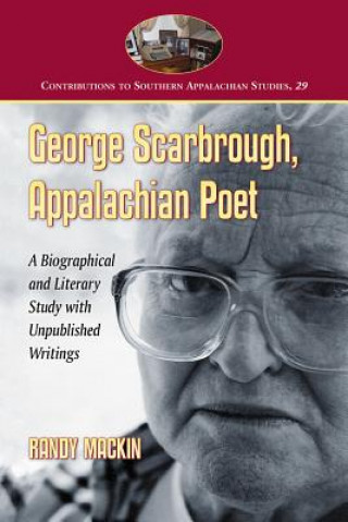 George Scarbrough, Appalachian Poet