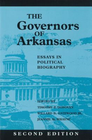 Governors of Arkansas