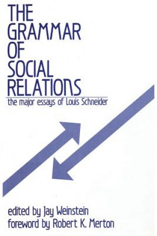 Grammar of Social Relations