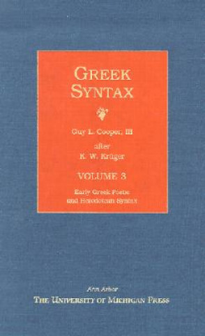 Greek Syntax