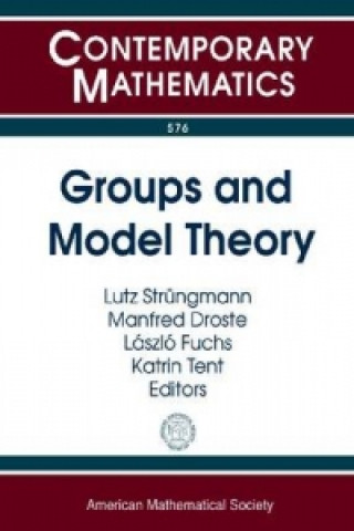Groups and Model Theory