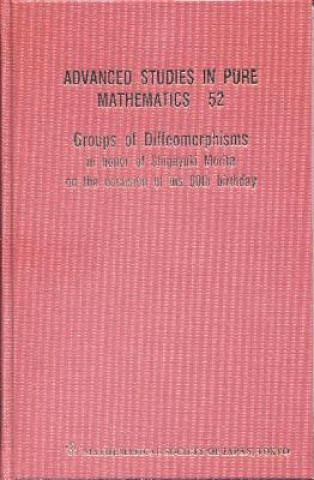 Groups of Diffeomorphisms
