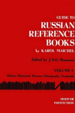 Guide to Russian Reference Books