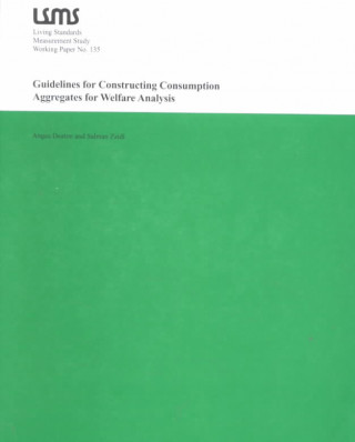 Guidelines for Constructing Consumption Aggregates for Welfare Analysis