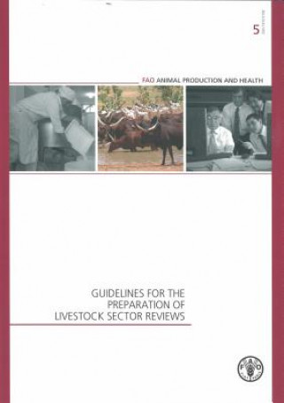 Guidelines for the Preparation of Livestock Sector Reviews