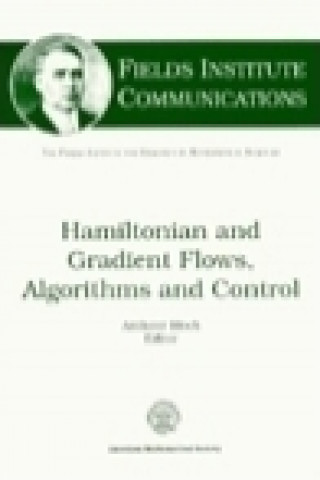 Hamiltonian and Gradient Flows, Algorithms and Control