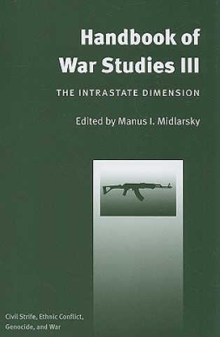 Handbook of War Studies III