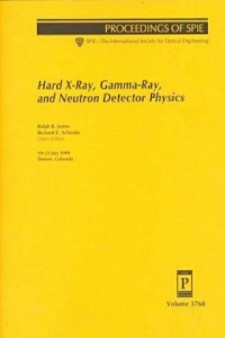 Hard x-Ray, Gamma-Ray, and Neutron Detector Physics