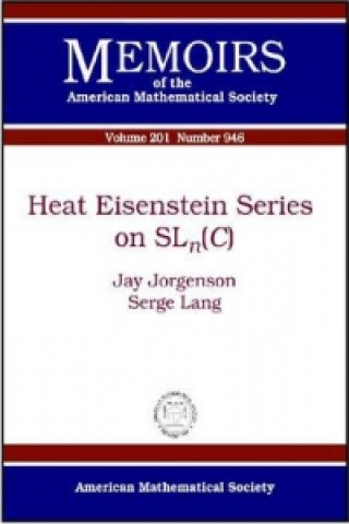 Heat Eisenstein Series on SLn(C)