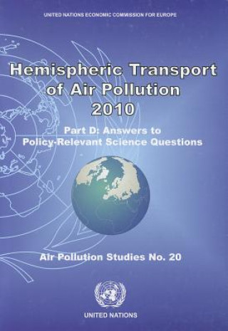 Hemispheric Transport Air Pollution 2010