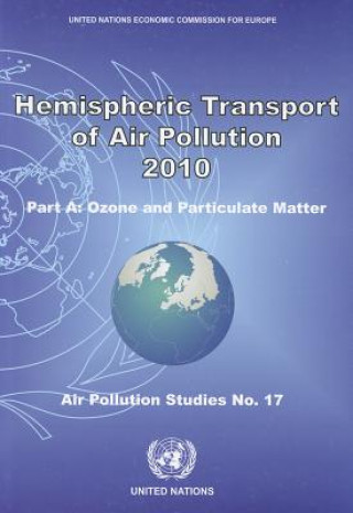 Hemispheric Transport of Air Pollution 2010