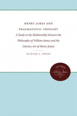 Henry James and Pragmatic Thought
