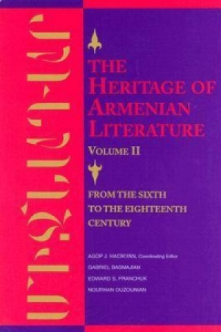 Heritage of Armenian Literature