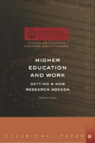 Higher Education and Work