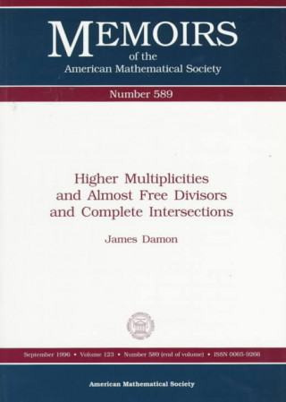 Higher Multiplicities and Almost Free Divisors and Complete Intersections