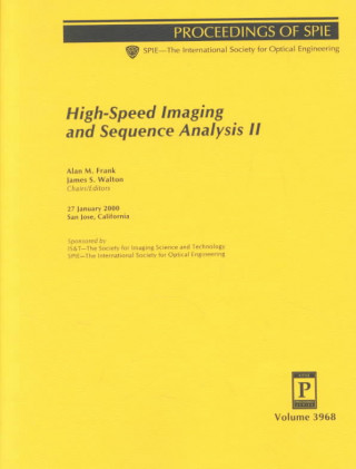 High-Speed Imaging and Sequence Analysis II