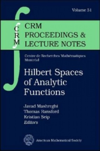 Hilbert Spaces of Analytic Functions