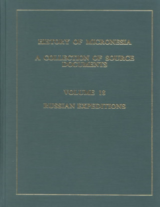History of Micronesia Vol 18