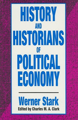 History and Historians of Political Economy