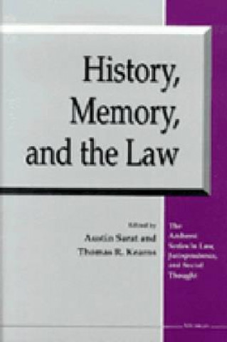 History, Memory and the Law