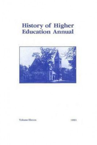 History of Higher Education Annual: 1991