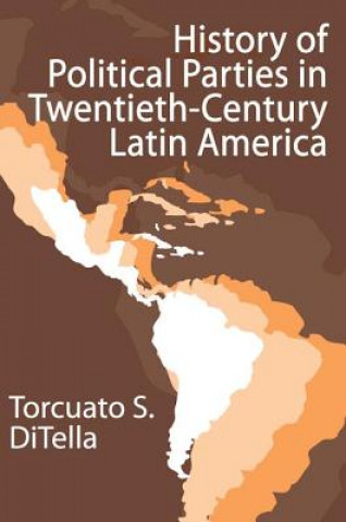 History of Political Parties in Twentieth-Century Latin America