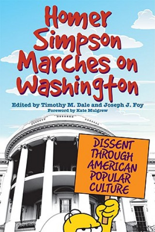 Homer Simpson Marches on Washington