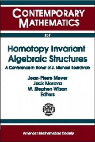 Homotopy Invariant Algebraic Structures