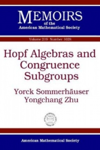 Hopf Algebras and Congruence Subgroups